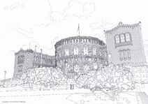 Stortinget Colouring