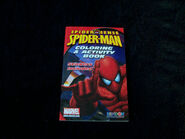 Spider Sense Spider-Man Coloring & Activity Book