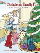 Christmas Family Fun Coloring Book