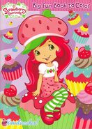 Strawberry Shortcake - Sweetiecakes! Coloring Book