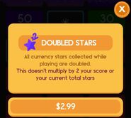 Doubled stars