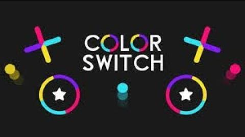 "Color Switch ""ColorFly"" Mode 100%"