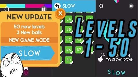 Color Switch Slow New Mode Levels 1-50
