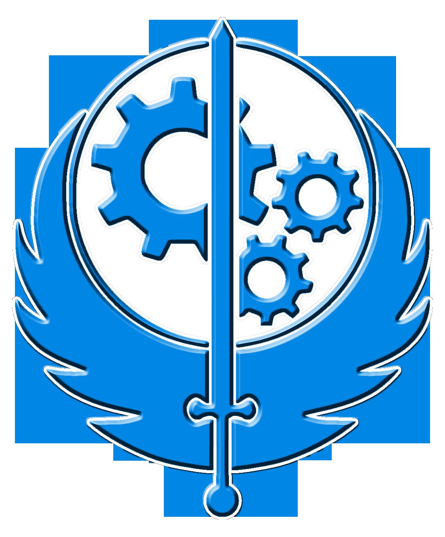 Midwestern brotherhood of steel columbia rp wiki fandom fot bos insignia biocorpaavc Choice Image