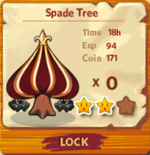 Spade Tree