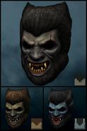 Werewolf Mask Overview