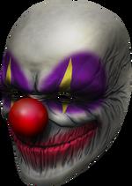 Bank Robber Mask (Red Nose) High Resolution