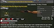 Confederate Double Barrel Aprimorada