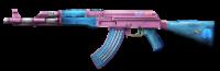Valentine's AK-47