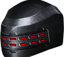 Powered Suit Helmet