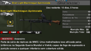 Bren Light Machine Gun Aprimorada