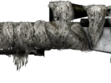 Loaded L96A1 Arctic Wolf