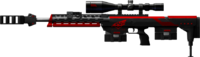 Red hawk DSR-1 Tactical High Resolution