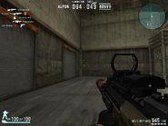 Mei's MP7 MOD Ingame