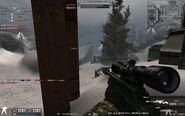 TRG-41 Snow