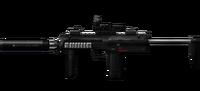 MP7 MOD Steel High Resolution