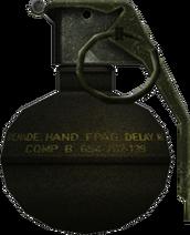 M67 Splittergranate Render