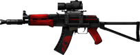 AK-74U Champion High Resolution