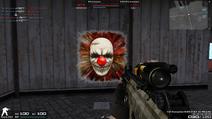 ClownSpray