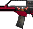 G36E Valkyrie Scarlet Wings