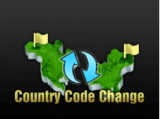 Country Code Change