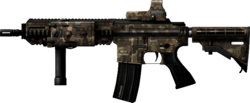 M416 CQB CAMO High Resolution