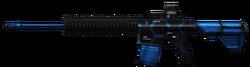 M417 Combat Blue