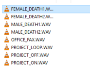 Credit Office Folder