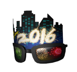 2016 New Years Shades