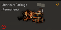 Lionheart Package