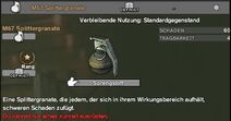 M67 Splittergranate Ingame Icon