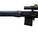 Hawk's Dragunov SVDS