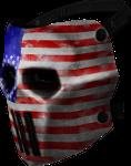 Patriot Skull Mask (USA) Main