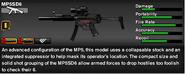 MP5SD6 Item