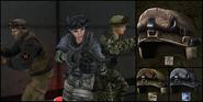 Military Helmet Banner