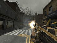Box Gun Fire