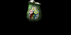 EURO 2012 BACKPACK
