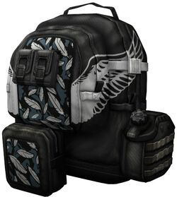 Professional Backpack Fanart