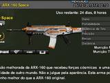 ARX-160 Space