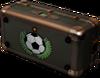 Bronze Goalkeeper Case