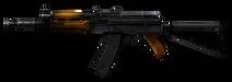 AK-74U Render