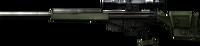 PSG-1 CAMO render