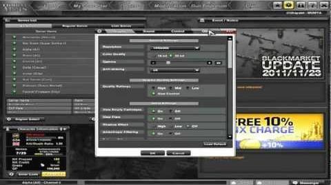 GM Combat Arms EU Funçoes Spectator Mode (Invisible Hidden Mode)