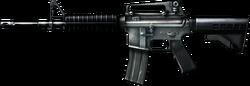 M4A1 High Resolution