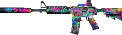 M4A1SOPMOD KABOOM
