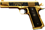 M1911 Knight's Gold2