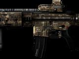 M416 CQB CAMO