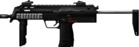 MP7 Steel High Resolution