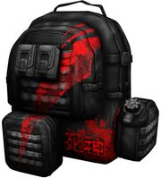 Champion Backpack Fanart