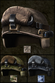 Military Helmet Main